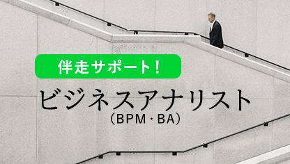 ビジネスアナリスト(BPM・BA)